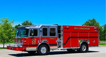 BELLINGHAM FIRE DEPARTMENT, MA