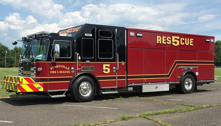 PENNSVILLE FIRE AND RESCUE #1, NJ