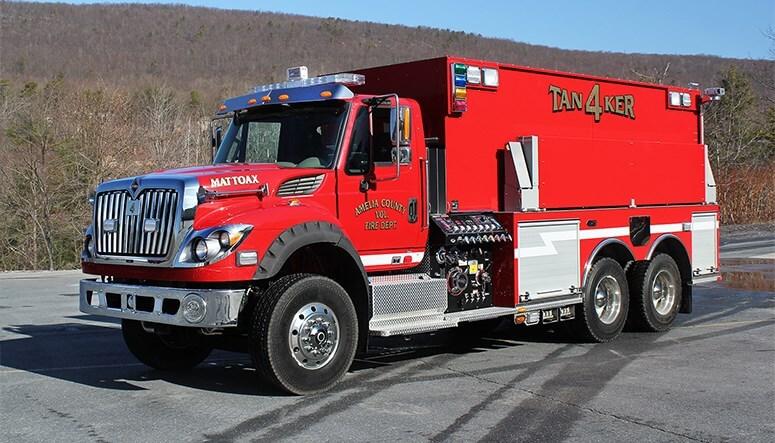 AMELIA COUNTY FIRE DEPARTMENT, VA