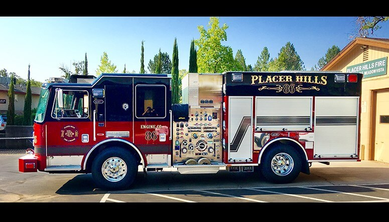 PLACER HILLS FPD, CA