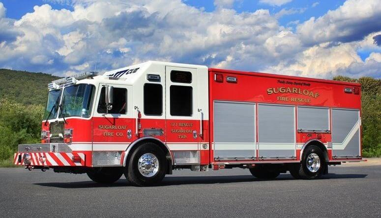 SUGARLOAF FIRE COMPANY, PA