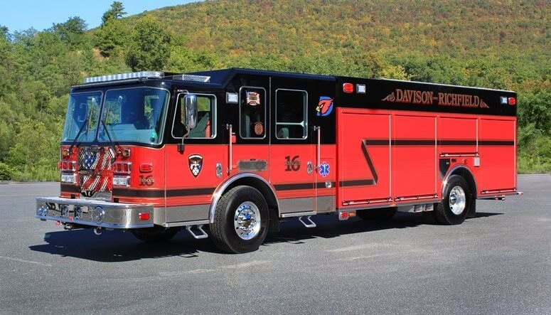 DAVISON-RICHFIELD FIRE AUTHORITY, DAVISON, MI