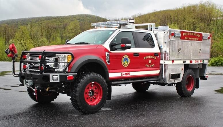 SOUTH SCHENECTADY FIRE DEPARTMENT, NY
