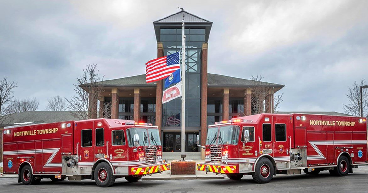 NORTHVILLE TOWNSHIP FIRE DEPARTMENT, MI