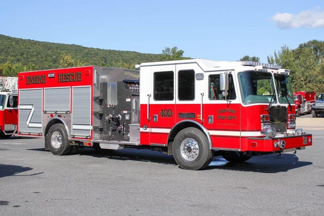 FREMONT FIRE COMPANY, PA