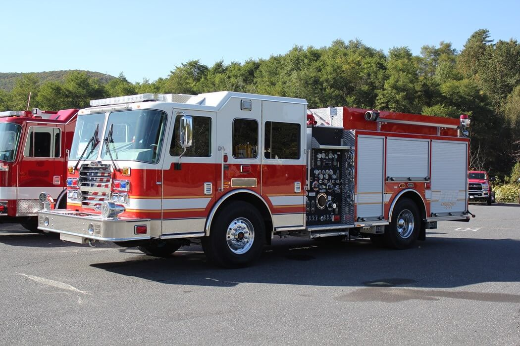 LEONIA FIRE DEPT, NJ