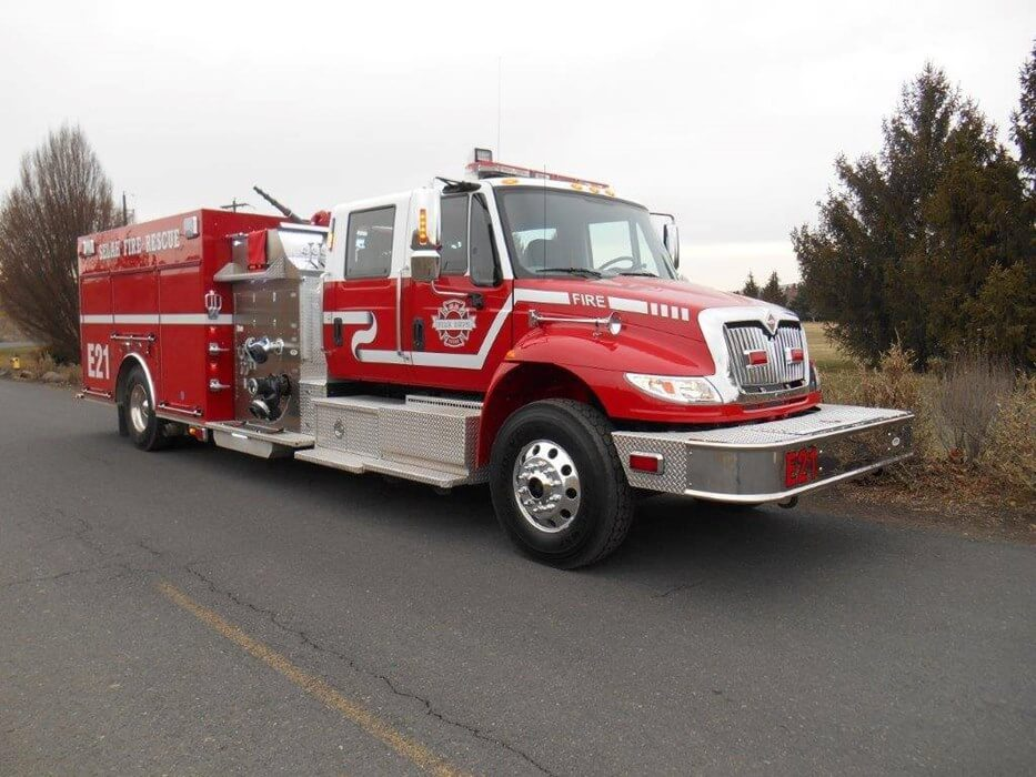 SELAH FIRE DEPARTMENT, WA