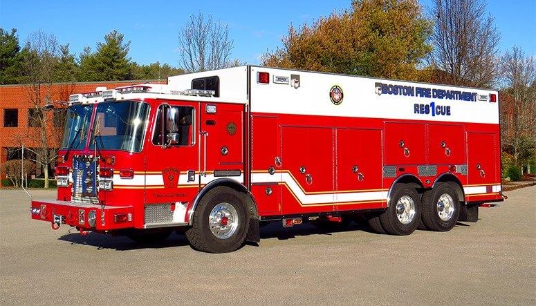 BOSTON FIRE DEPARTMENT, MA