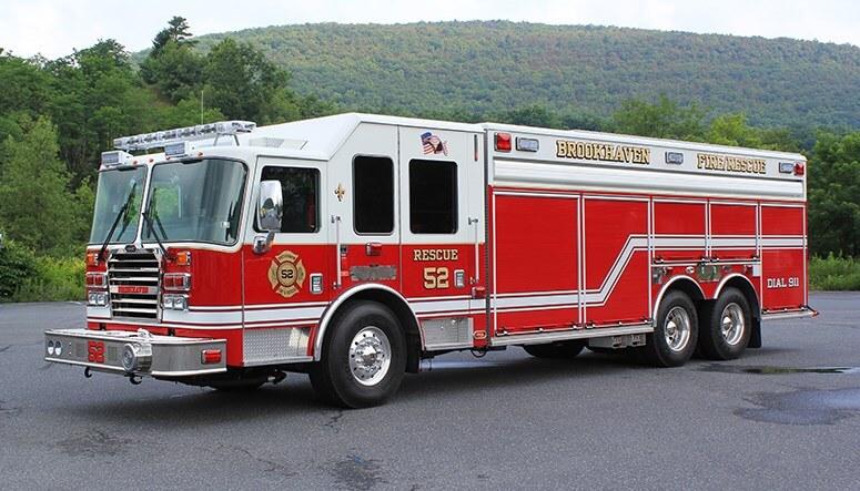 BROOKHAVEN FIRE COMPANY #1, PA