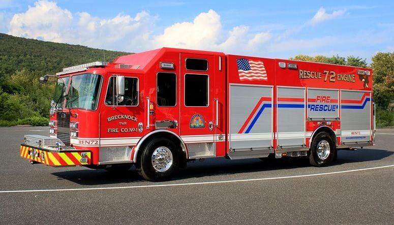 BRECKNOCK TOWNSHIP FIRE COMPANY, PA