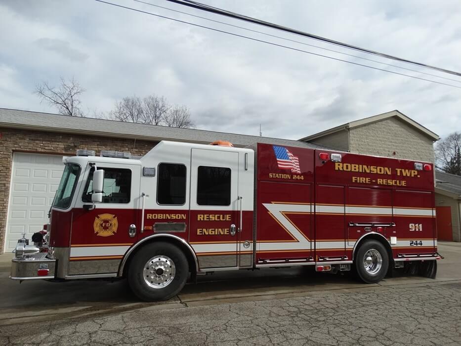 ROBINSON TOWNSHIP VFD, PA