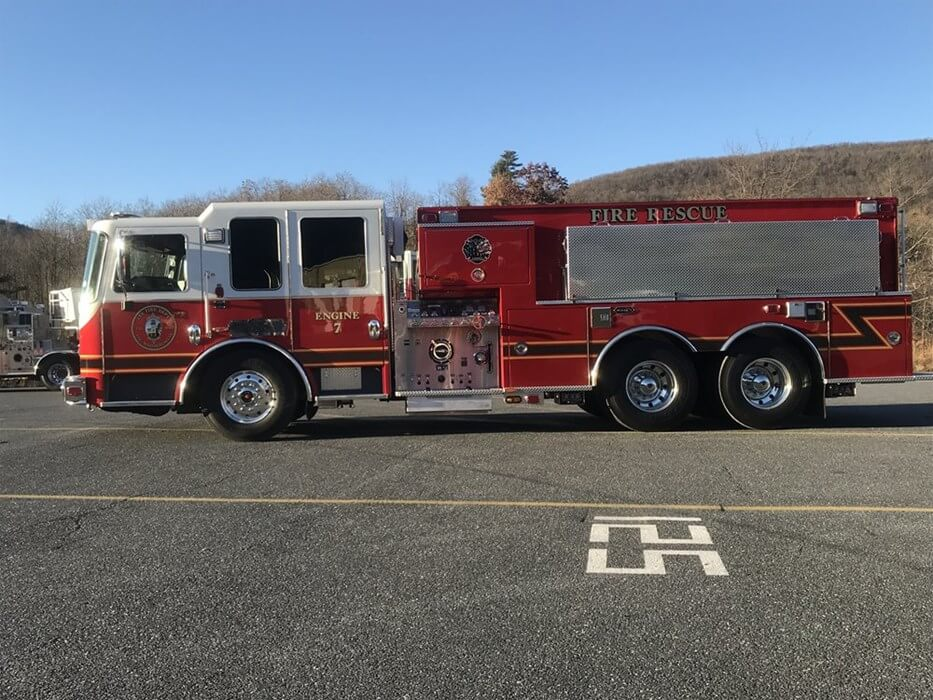 TOWN OF LEE FD, MA