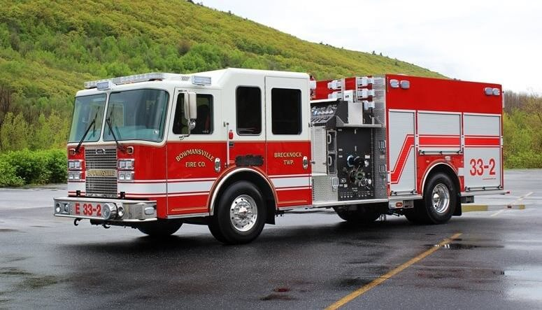 BOWMANSVILLE FIRE COMPANY, PA