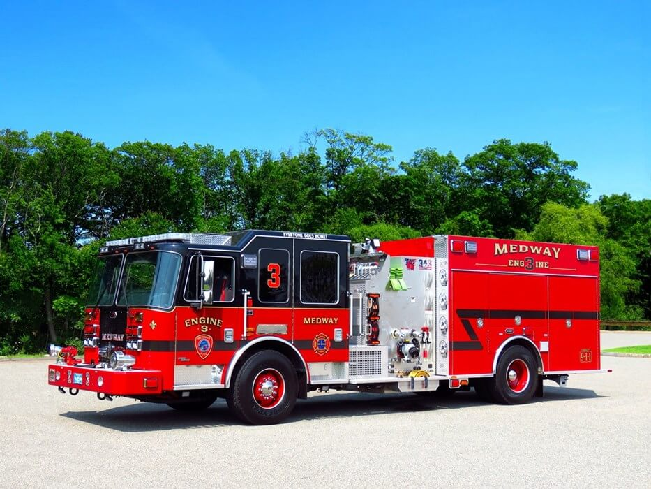 MEDWAY FIRE DEPARTMENT, MA