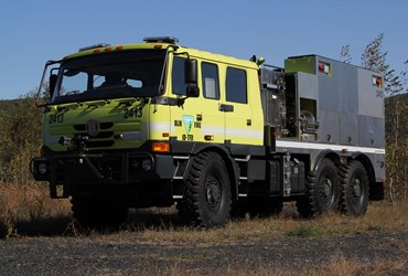 HIGH-CAPACITY TACTICAL TENDERS