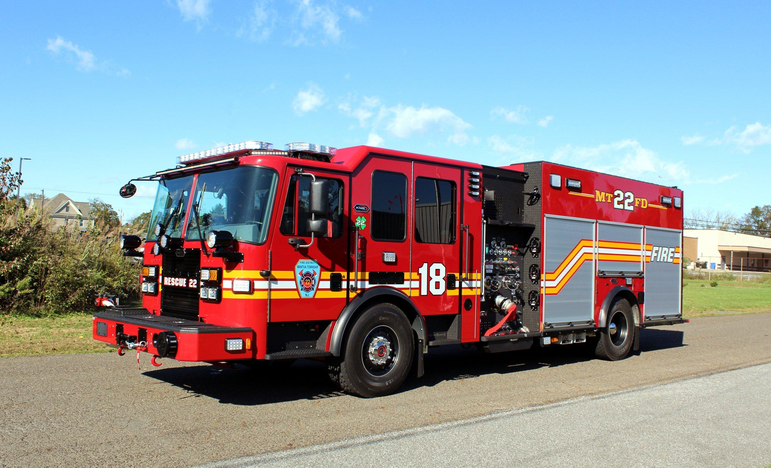 Mantua Township Fire Department, NJ