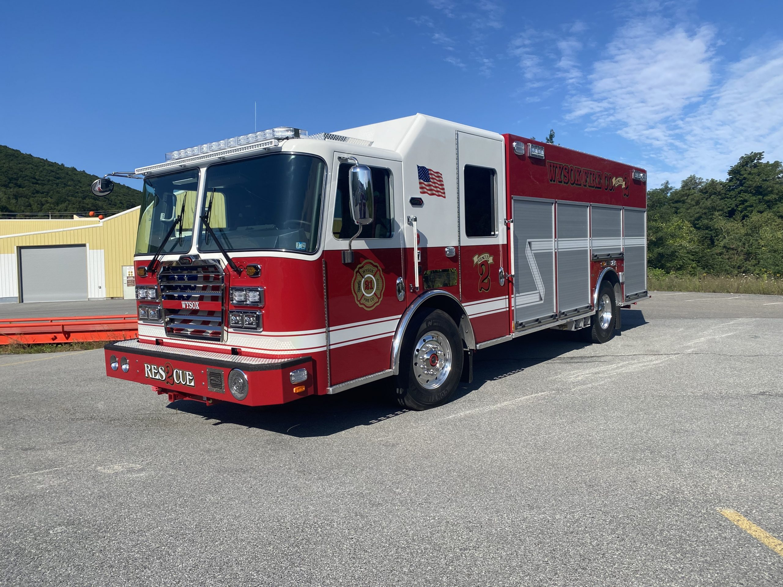 Wysox Fire Department, PA